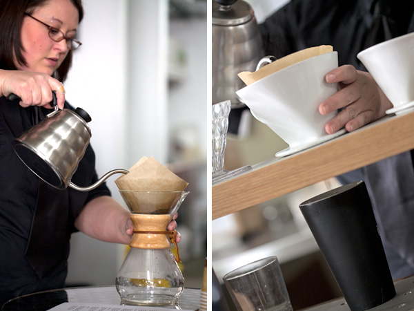 Chemex and Pour Over