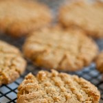 Peanut Butter Oatmeal Cookies, delicious and gluten-free